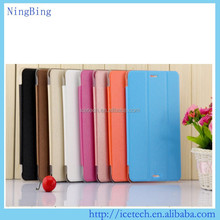 3-Folding Tablet Pu Leather Folio Flip Case Cover For Samsung Galaxy Tab pro 8.4 t320