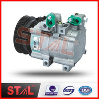 High Performance 12V Electric Car AC Compressor 7511498 For Bus