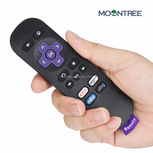 New Generic For Roku 1 2 3 XS XD Streaming Media Player Replace For Roku Streaming Remote Control