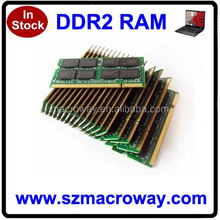 low density 5 years warranty Notebook Laptop Ddr2 800 2gb Ram Memory