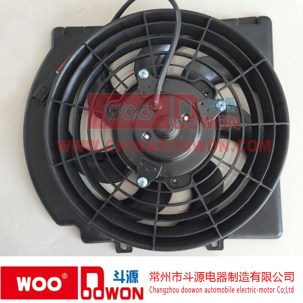 auto radiator fan,electric fan , cooling fan motor