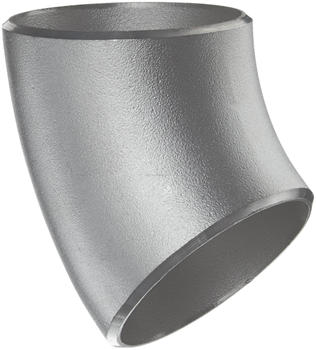 Factory price Carbon Steel Butt Welded 45 Degree Elbow