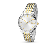 Good manufacturer unisex stainless steel top brand watches