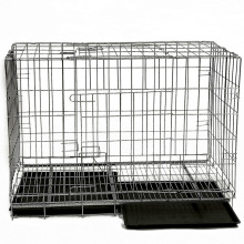 Wholesale Large Outdoor stainless steel dog kennels