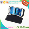 3200mah power case for Samsung Galaxy S3, extended battery case