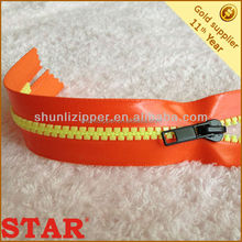 #5 waterproof zipper wholesale made in china