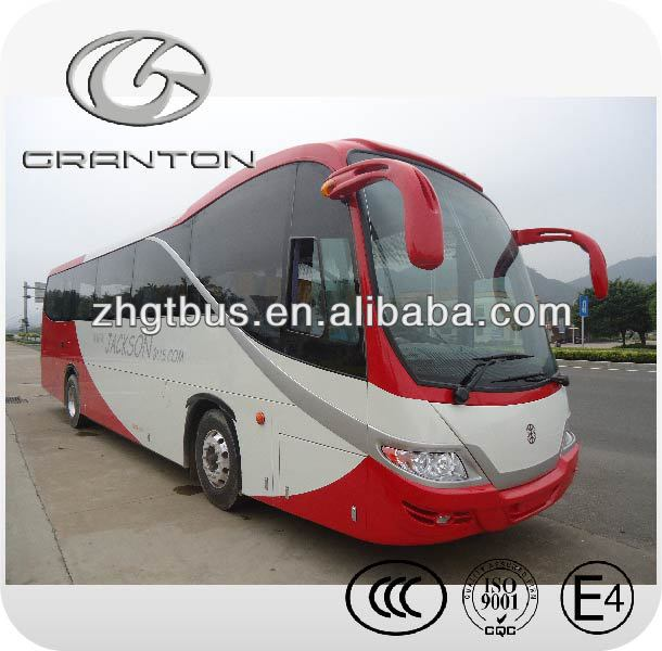 coach bus 45 seats with toilet large passenger bus for sale at good price