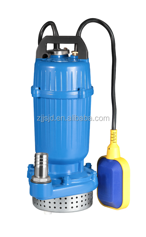 QDX1.5-16-0.37F new high performance centrifugal irrigation submersible water pumps in the philippines
