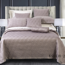 Bedding Set 100% Cotton luxury embroidery Turkish Bedspread