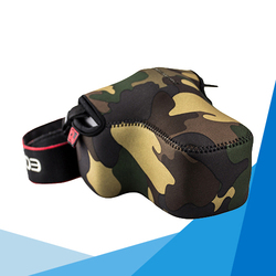 Cheap price Wholesale small digital nylon camera bags