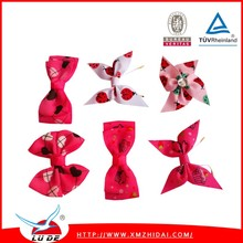 Small Decoration Satin Ribbon Star Bow Wholesale For Gift Box