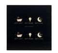 Customized 2-6 Gang LED Dimmer Switch for 1-3 lights