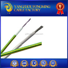 12 gauge UL3122 silicone fiber glass wire 300V 200 degree auto iginition wire