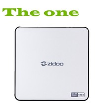Zidoo X6 Pro HD 4K ott TV Box RK3368 BT4.0 WIFI XBMC/KODI 2G/16G 3D Octa Core Media Player zidoo x6 pro