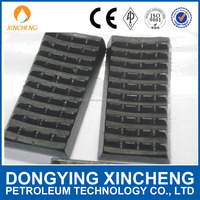 Power tong dies,manual tong dies and slip inserts