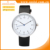 Shenzhen alloy watch factory stainless steel back water resistant quartz wrist watch