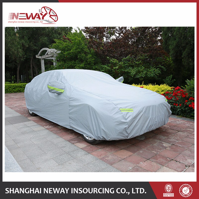 Peva and pp cotton waterproof car cover price list