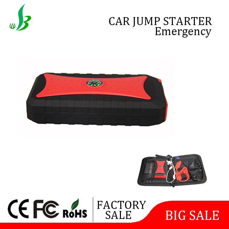 12V/24V multi-function Car portable emergency battery Jump starter