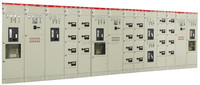 IP54 3C steel Low Voltage Withdrawable electrical Switchgear