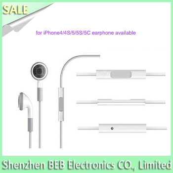 Perfect for iphone 5 earphones has low factory price