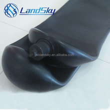 LandSky Professional manufacture NBR hydraulic accumulator high pressure bladder EHV57-330/90 57liter 330bar D 51 vessel