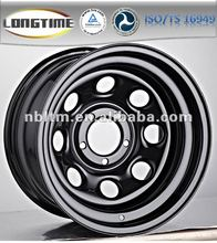16 inch Steel wheels for SUV, 4X4