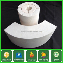 cheap insulation material& Light weight calcium silicate pipe