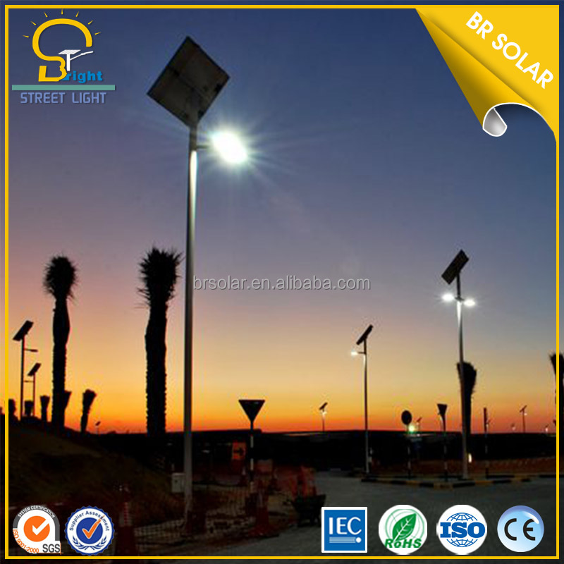 60W 80W 100w 120w IP67 LED Street Lamp Housing Manufacturers Low Price List 5 years Warranty Solar LED Street Light