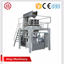 Multi function small PP bag dry food packing machine/tea packer packaging machine