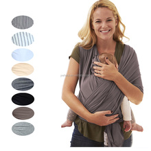 2017wholesale baby wrap carrier for newborn baby/baby wrap