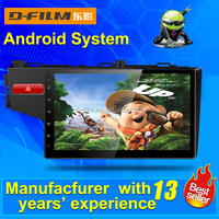 2 din touch screen android car dvd player for honda fit, manufacturer of car GPS navigation from China, car multimedia system
