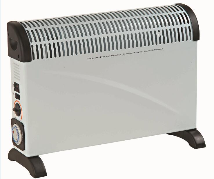 Free standing or wall-mounting TURBO-fan Convection Heater