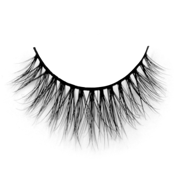 Competitive handmade comfortable and soft 3d siberian mink lashes price