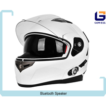 Chinese Wholesale Group Conference Motorcycle Helmet With Bluetooth Intercom Built In