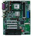 New P4 CPU Motherboard With 3 ISA 4 PCI slot