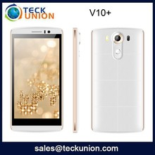 V10+ 5.0inch 3G high quality low cost mobile handset android mobile phone cheap big screen android phone