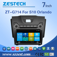 accessory for chevrolet orlando gps navigation s10 touch screen dvd player with auto radio entertainment system