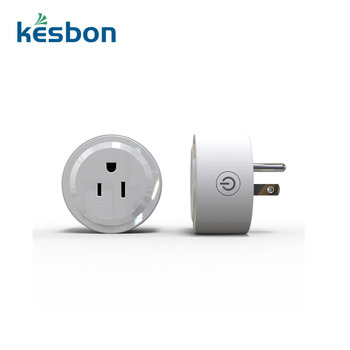 Smart Wifi Socket US Power Plug Mobile APP Remote Control Amazon and Google