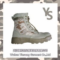 [Wuhan YinSong] Factory price in stock military combat safety desert boot