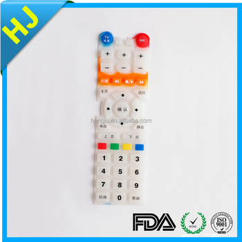 Supply all kinds of Silicone rubber mobile keypad with best choice