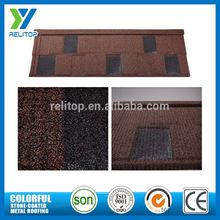 Cheap Price Al-Zinc Sand Chip Coated Shingles Roofing Materials