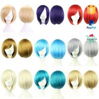 Bulk Stocks Cheap XL Cosplay Wig Multi Color