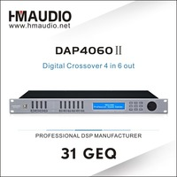 DAP4060II Speaker Management System dsp Controller audio processor
