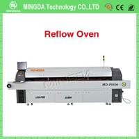 Reflow soldering oven MD-F0606 SMT BGA reflow oven/SMT Full Automatic Assembly production line/Led Pick and Place Machine