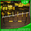 JZB-Temporary Hot Dip Events Galvanized Crowd Control Barriers/Fencing for Sale