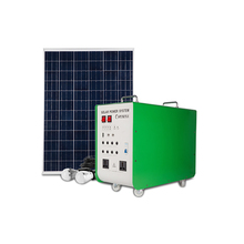Hot sale & best price 1000W off grid solar power system for home made in china