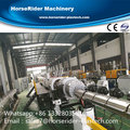 pe plastic water pipe making machine/hdpe pipe extrusion machine/line