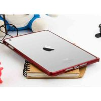 with screw fastern metal for ipad mini bumper case