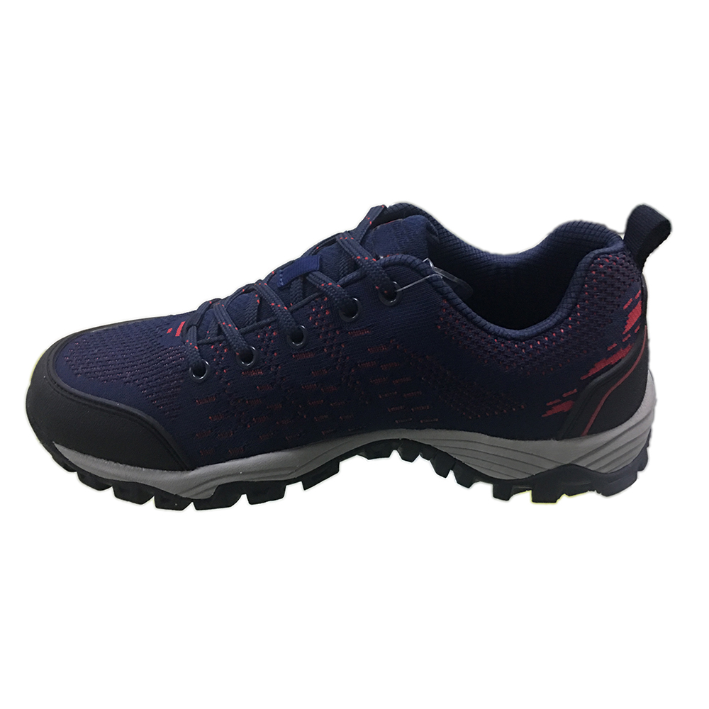 2018 Mens Knitted Running Shoes Air Outdoor Hiking shoes