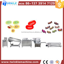 TKE570 AUTOMATIC LOLLIPOP CANDY FORMING MACHINE